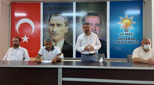 AK Partili Alkayış'tan vatandaşlara aşı çağrısı