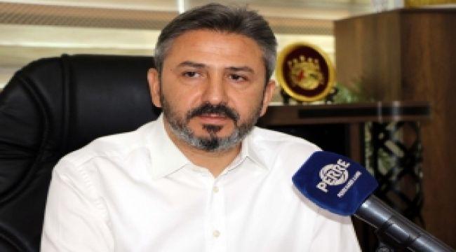 AK Partili Aydın'dan ulaşımda müjdeli haber