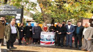 AK Partili Gençlerden Kahve İkramı