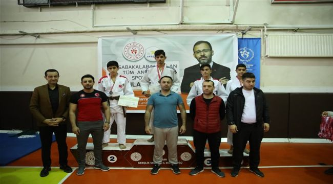 Analig Judo 'da Finalistler Belli Oldu