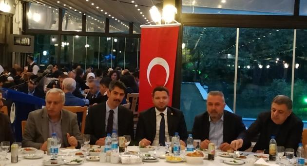 Ankara'daki  Adıyamanlıları İftarda Buluştu