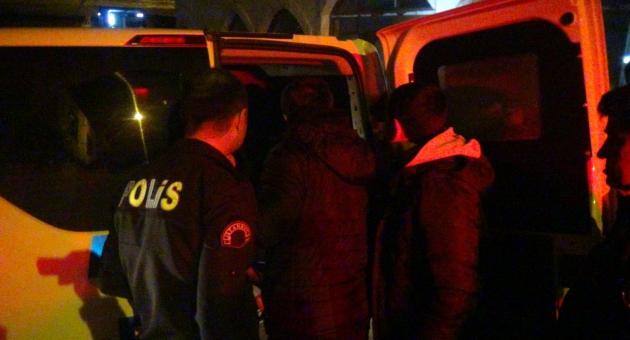 Aranan Şüpheli, Polisten Kaçmaya Çalışırken Yakalandı