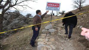 Arsemia Ören Yeri, Güvenlik Nedeniyle Kapatıldı - Videolu Haber
