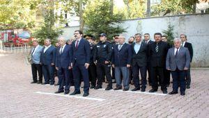 Atatürk Ölümünün 81. Yılında Çelikhan'da Anıldı