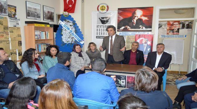 'Atatürkçü Düşünce Derneği Pilav Günü' Etkinliği - Videolu Haber