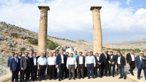 Bakan Ersoy: UNESCO Projeyi Onaylarsa Hızlı Bir Şekilde Yatırımlara Başlayacağız - Videolu Haber