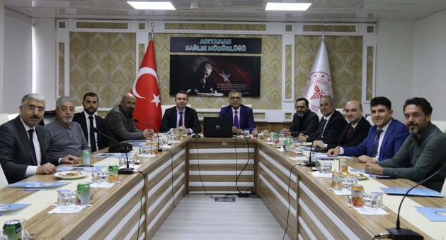 Başhekimler Koordinasyon Toplantısı