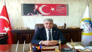 Başkan Akkuş'tan, Polis Teşkilatı'nın 175. Kuruluş Yıl Dönümü Mesajı