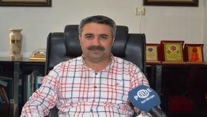 Başkan Alkayış'ın 29 Ekim Cumhuriyet Bayramı kutlama mesajı