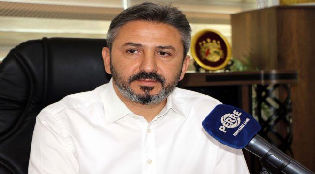 Başkan Aydın: 2020 yılı yatırım noktasında muazzam adımlar atıldı - Videolu Haber