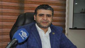 Başkan Barutçu: Sağlık Çalışanlarının Yüzü Gülerse, Türkiye Çok Daha Fazla Gülecektir