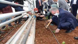 Başkan Beyazgül: Şanlıurfa'da seracılık ve yeşil tarıma yeni bir ses getireceğiz