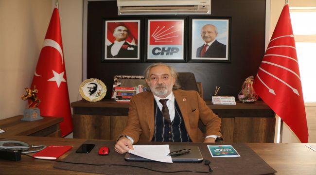 Başkan Binzet, Denktaş'ı andı