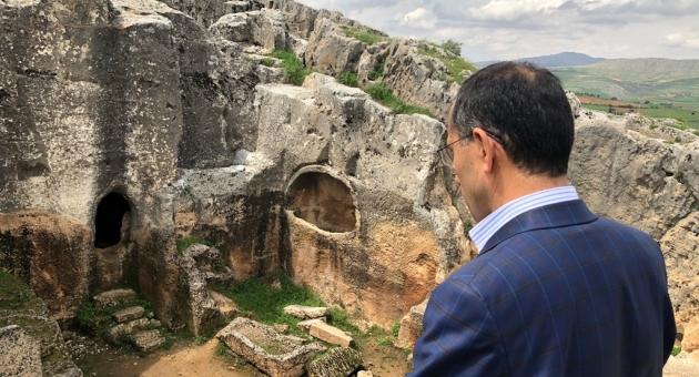 """Başkan Dağtekin:""""Adıyaman'ın Turizm Potansiyeline Odaklanmamız Gerekiyor"""""""