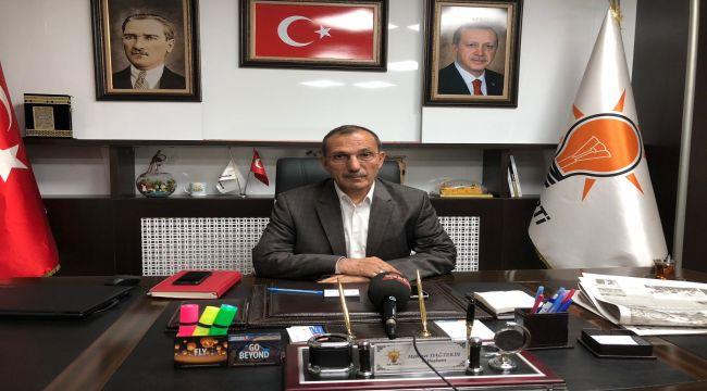 Başkan Dağtekin'den 27 Mayıs mesajı
