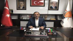 Başkan Dağtekin'den AK Parti'nin 19. kuruluş yıl dönümü mesajı