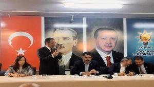 Başkan Dağtekin: Sorunları Bilen ve Anında Çözen Bir Bakanımız Var