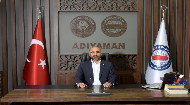 Başkan Deniz: Büyük Türkiye'yi ispatlayacak tavır ve teklifleri görmek istiyoruz