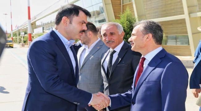 Başkan Kılınç: Bakanımız Birçok Müjdeyle Geldi