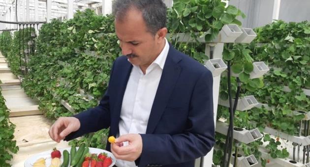 Başkan Kılınç, Başkentte Katı Atık Tesislerini İnceledi
