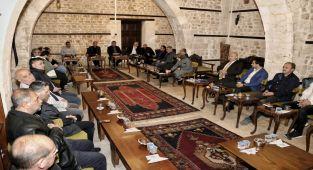 Başkan Kılınç, Birim Müdürleriyle Değerlendirme Toplantısı Yaptı