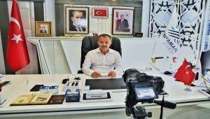 Başkan Kılınç: Hastaneler doluyor, yakında yer kalmayabilir - Videolu Haber