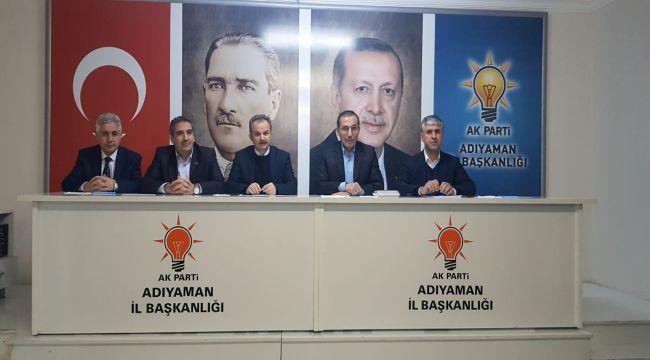 Başkan Kılınç: İlimiz İçin El Birliğiyle Çalışmaya Devam Edeceğiz