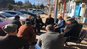 Başkan Kılınç, İmamağa Mahallesi Sakinleriyle Sohbet Etti
