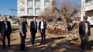 Başkan Kılınç, Kemalpaşa Caddesi'ndeki Çalışmaları İnceledi