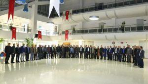 Başkan Kılınç, Meclis Üyeleri ve Birim Müdürleriyle Değerlendirme Toplantısında Buluştu