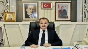 Başkan Kılınç: Mescid-i Aksa'ya yönelik saldırılar nedeniyle bayrama buruk giriyoruz