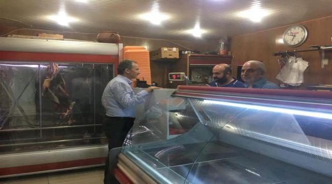 Başkan Kılınç, Sıratut Mahallesi Esnafıyla Buluştu