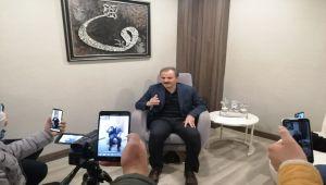 Başkan Kılınç, Sosyal Medya Hesaplarından Soruları Yanıtladı - Videolu Haber