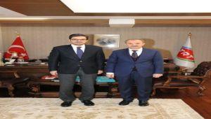 Başkan Kılınç, TRT'den Adıyaman'ın Tanımına Destek İstedi