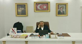 Başkan Kılınç TRT GAP Radyosu'na Konuk Oldu