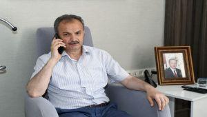 Başkan Kılınç, TRT GAP Radyosuna konuk oldu