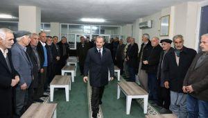 Başkan Kılınç, Türkiye Petrolleri Mahallesi'nde Sorunları Yerinde İnceledi