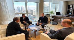 Başkan Kılınç, yeni projeler için Ankara'da temaslarda bulundu