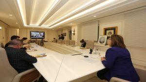 Başkan Şahin: Dünya küçülüyor, Gaziantep büyümeye devam ediyor