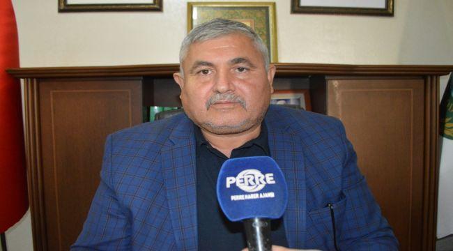 Başkan Turanlı, çiftçileri sahte tarım ilacına karşı uyardı