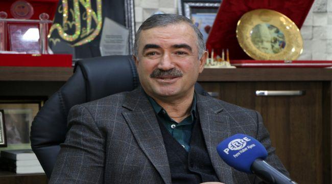 Başkan Turanlı'dan YKS mesajı