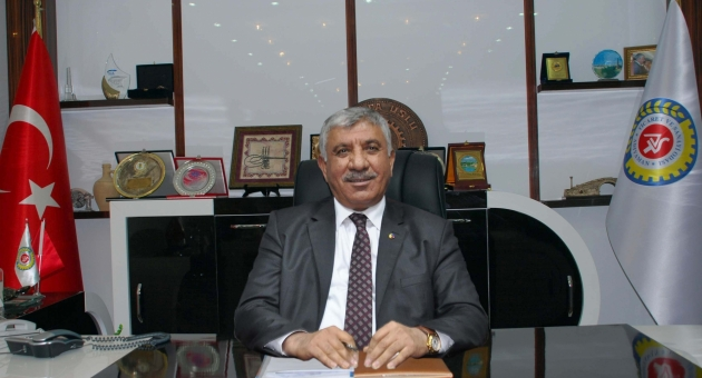 Başkan Uslu'dan Kurban Bayramı Mesajı