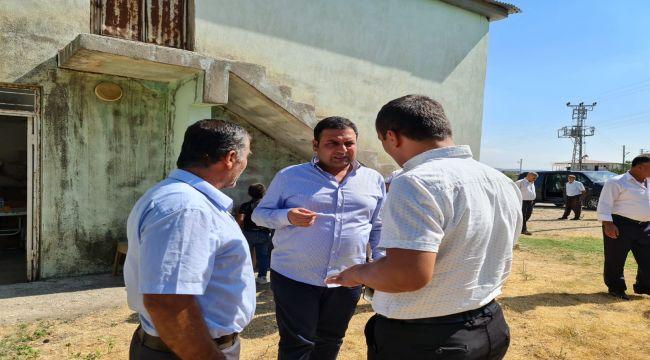 Başkan Yıldırım 3 günde 30 köy, 3 belde ziyaret etti