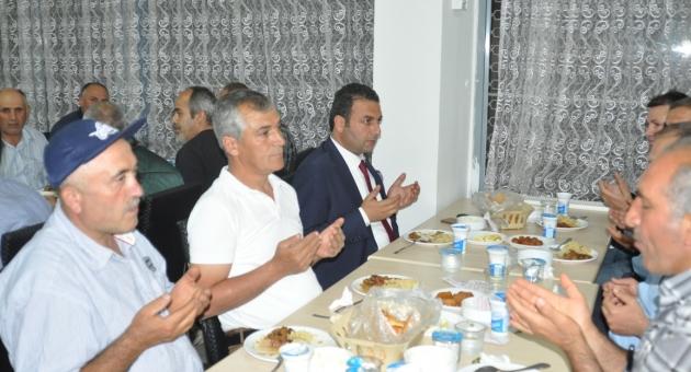 Başkan Yıldırım, Belediye Personeliyle İftarda Buluştu