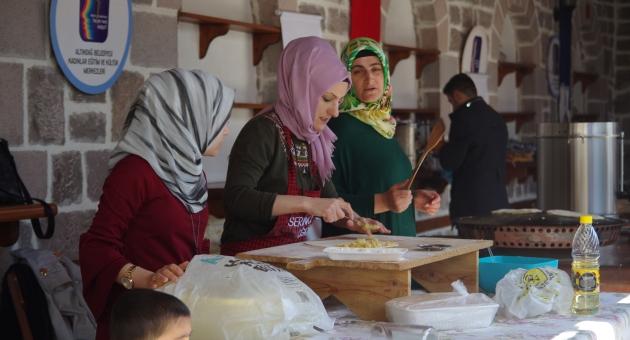 Başkent Ankara'da Adıyaman Yemeklerine Yoğun İlgi