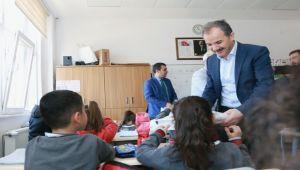 Belediye Başkanı Kılınç, İlkokul Öğrencileriyle Bir Araya Geldi