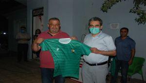 Besni Belediye Spor'dan BAL kutlaması