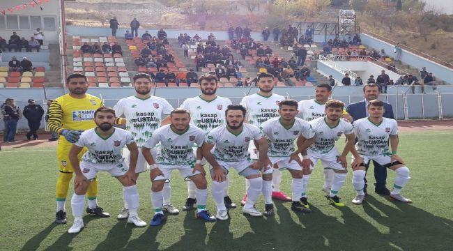 Besni Belediye Spor Hükmen Galip