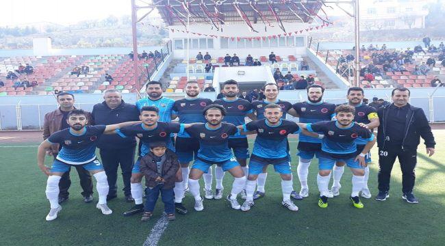 Besni Belediyespor 10 Maçtır Yenilmiyor