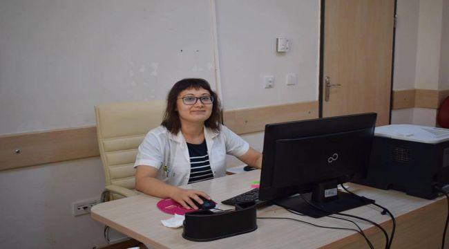 Besni'de 2.Kadın Doğum Uzmanı Göreve Başladı